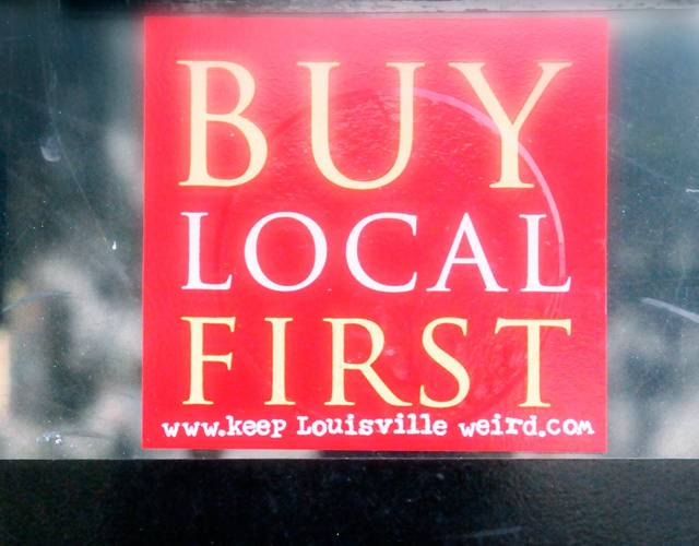 Bitcoin buy local
