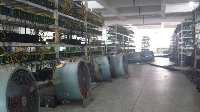 China bitcoin miner
