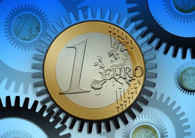 Euro versus bitcoin