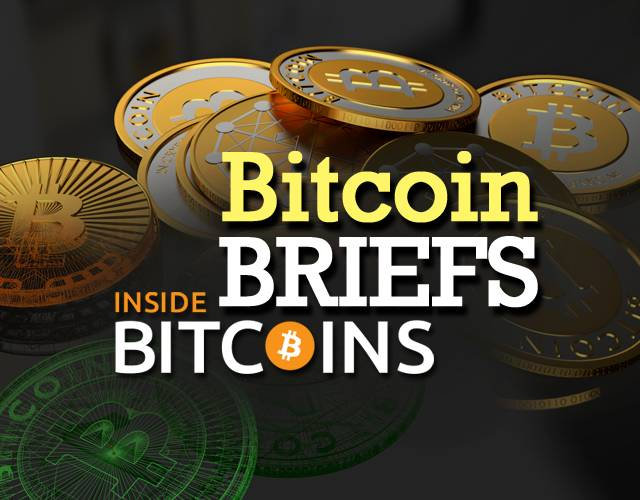 Bitcoin Briefs: Former SEC Chairman Turns Bitcoin Advisor and the UK Mines Physical Bitcoins