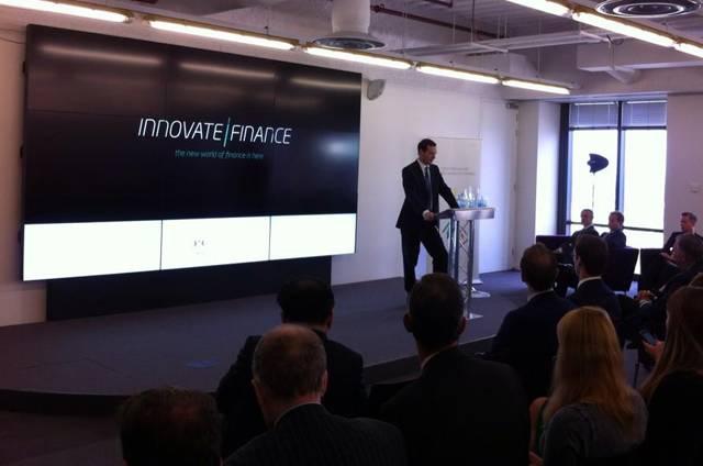 Chancellor George Osborne on bitcoin