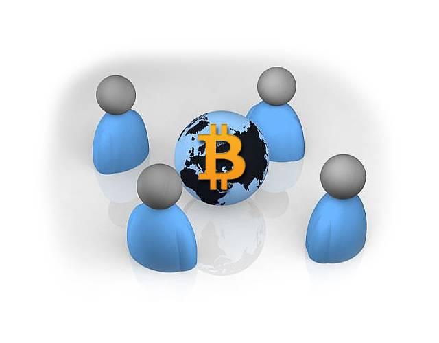 Bitcoin peer to peer