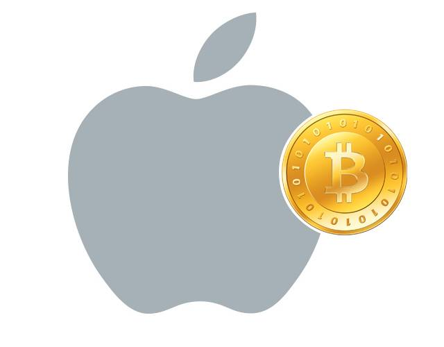 apple bitcoin