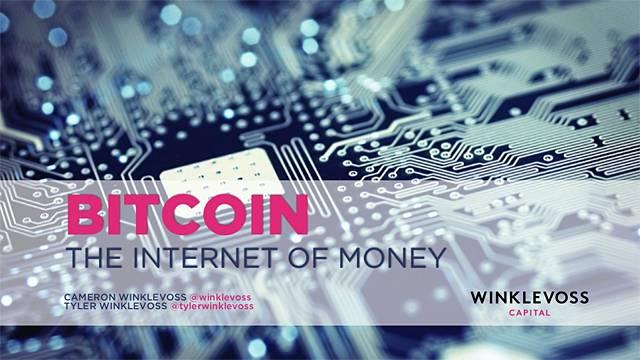 Winklevoss bitcoin presentation