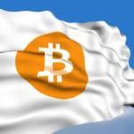 Bitcoin flag