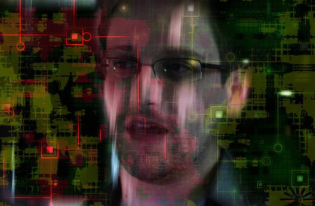 Edward Snowden Talks Blockchain's Role in Curbing Mass Surveillance