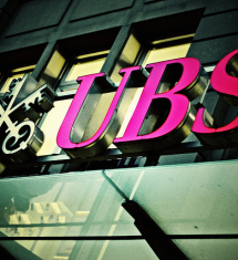 UBS Likes Bitcoin -- They Just Don't Know it Yet