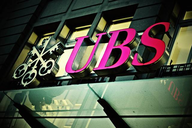 UBS and bitcoin