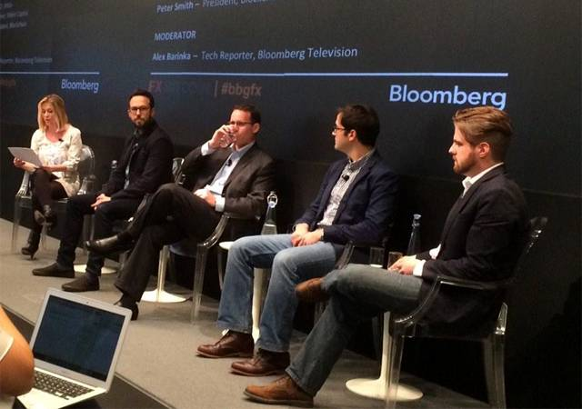 """Bloomberg Bitcoin Conference: """"Bitcoin Is Unstoppable"""""""