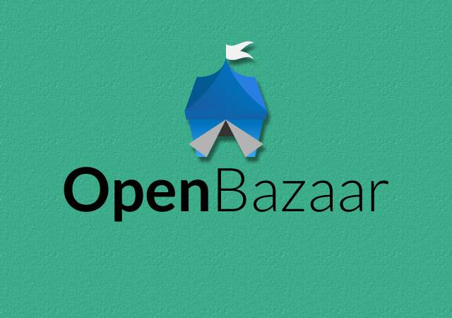 Open Bazaar bitcoin
