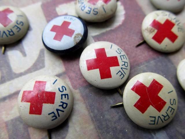 bitcoin Red Cross