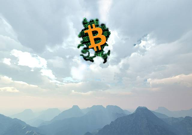 bitcoin mining cloud computing