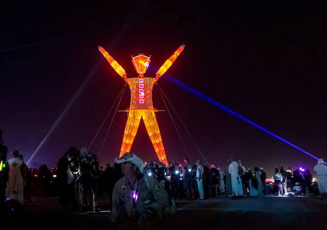 Burning Man Embraces Bitcoin