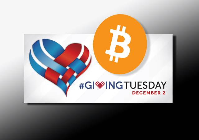 bitcoin giving tuesday