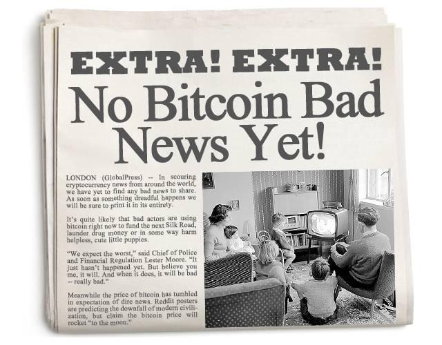 bitcoin bad news