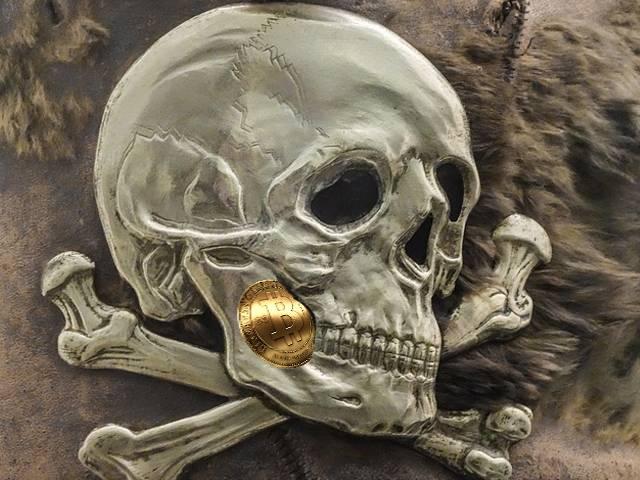 bitcoin and piracy