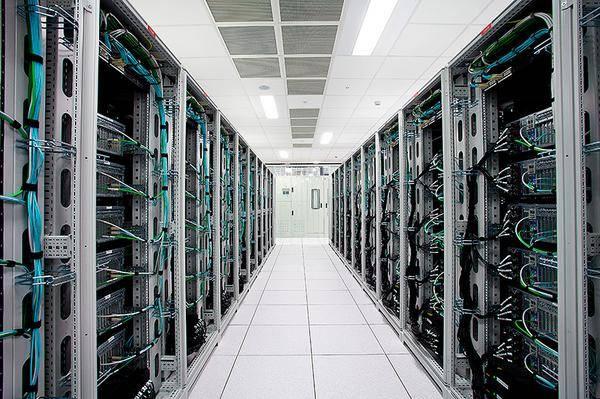 CoinTerra Centurylink-datacenter