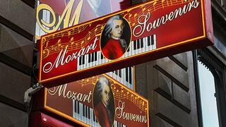 Mozart Souvenirs