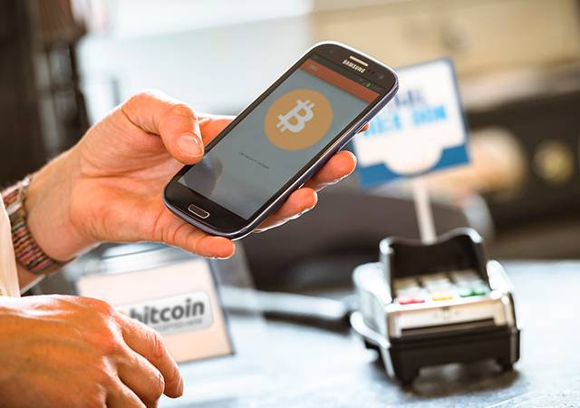 bitcoin mobile payments
