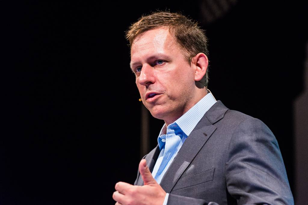 Peter Thiel 21 Bitcoin