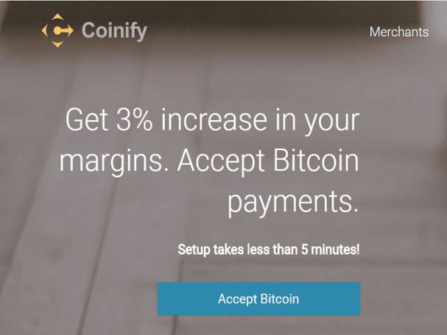 Coinify Signs PSP Partner Agreement with PensoPay, Helps Merchants Accept Bitcoin Payments