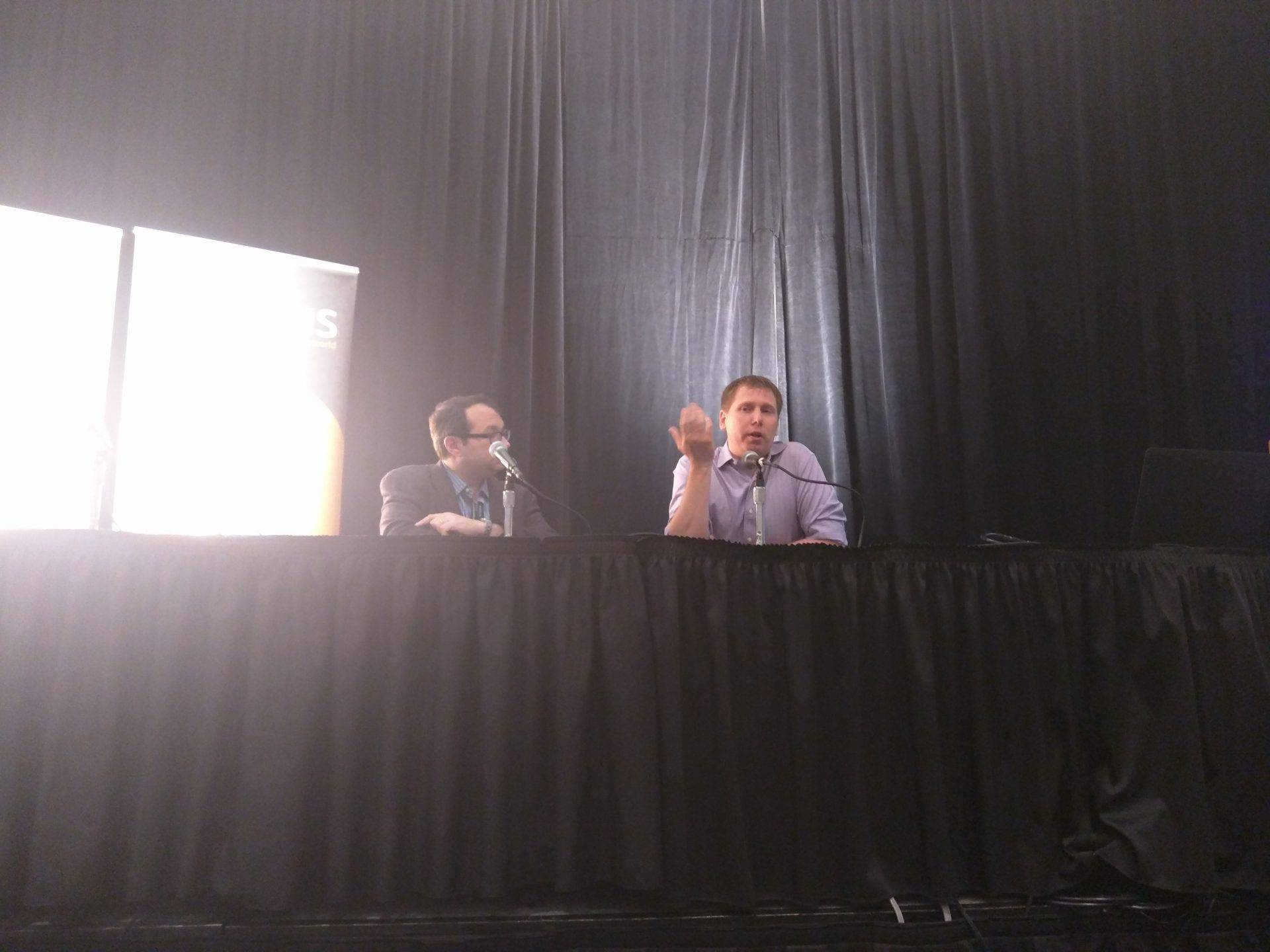 Bitcoin vs Blockchain: Barry Silbert Weighs-in at Inside Bitcoins NYC