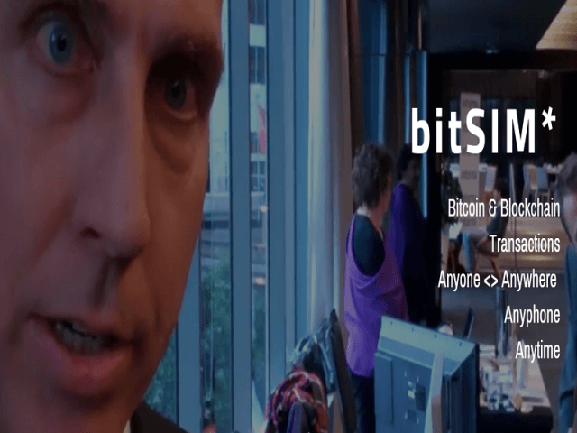 bitSIM Turns Any Mobile Phone Into a Bitcoin Wallet