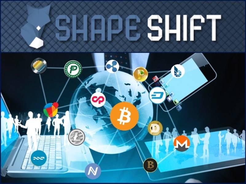 ShapeShift.io Adds Monacoin, Vertcoin, Infinitecoin