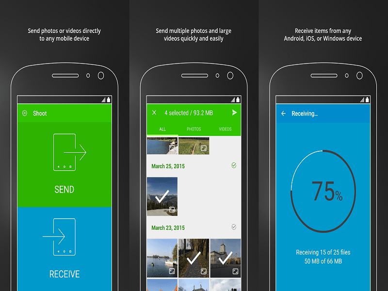 BitTorrent's Shoot Lets You Send Photos and Videos Through QR Codes
