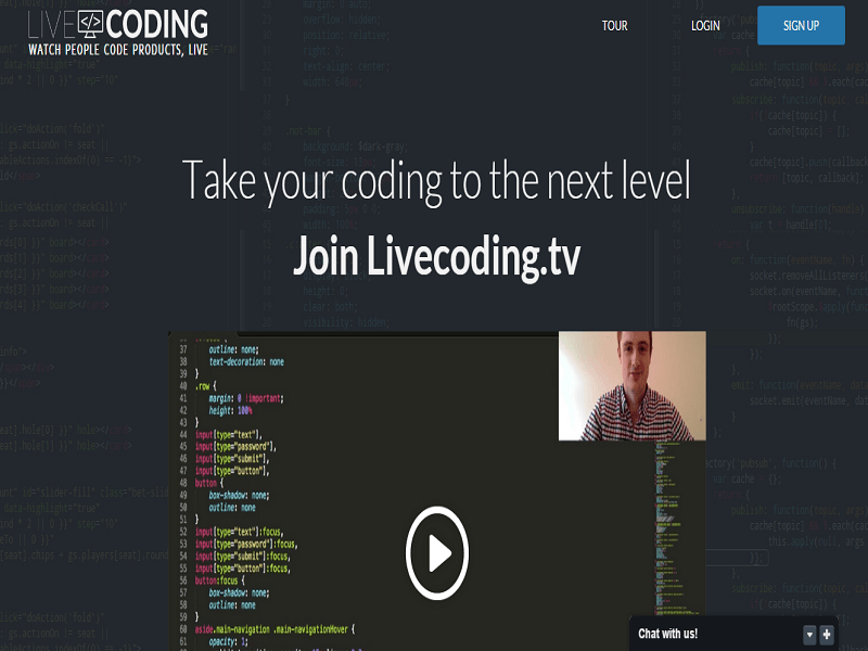 Livecoding.tv – A Valuable Tool For Up-and-coming Bitcoin Developers