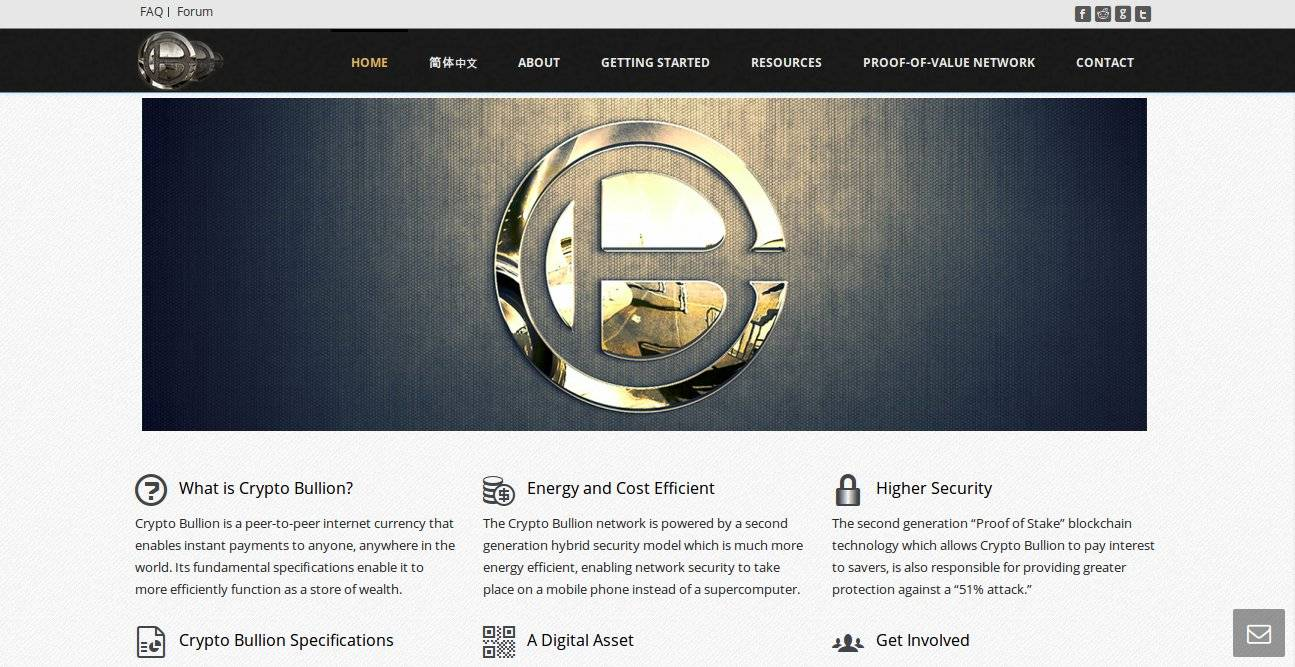 CryptoBullion Announces New PoSP Algorithm, New Focus on Chinese Markets