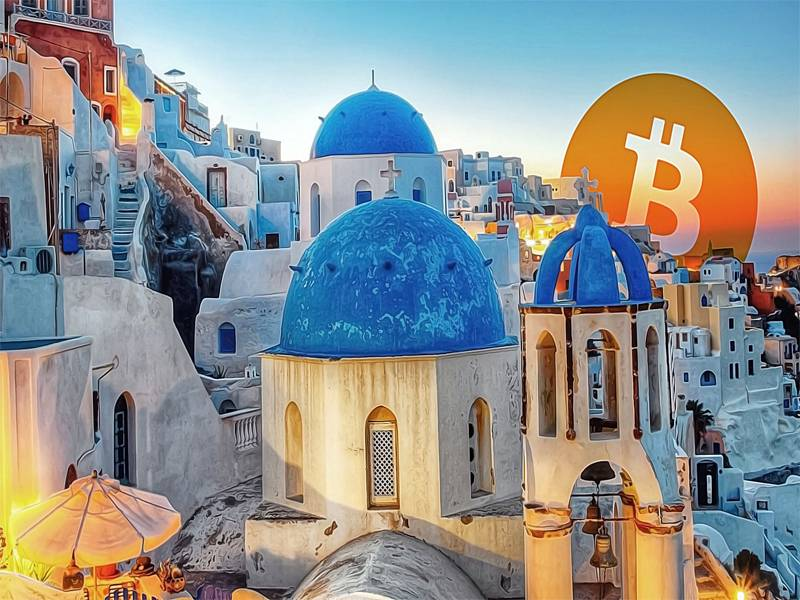Greece, Europe and Bitcoin.