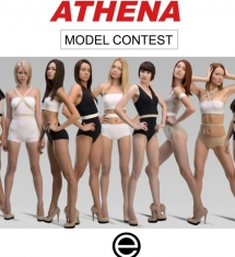Athena Crowdfunds Greek Modeling Show!