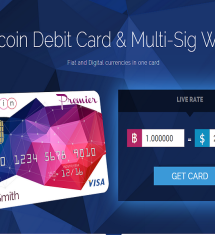 E-Coin Launches Bitcoin Debit Card Affiliate Program