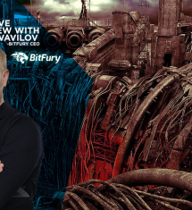 BitFury CEO Talks BIP 100 and Announces 16nm Bitcoin Mining ASIC Chip Tapeout