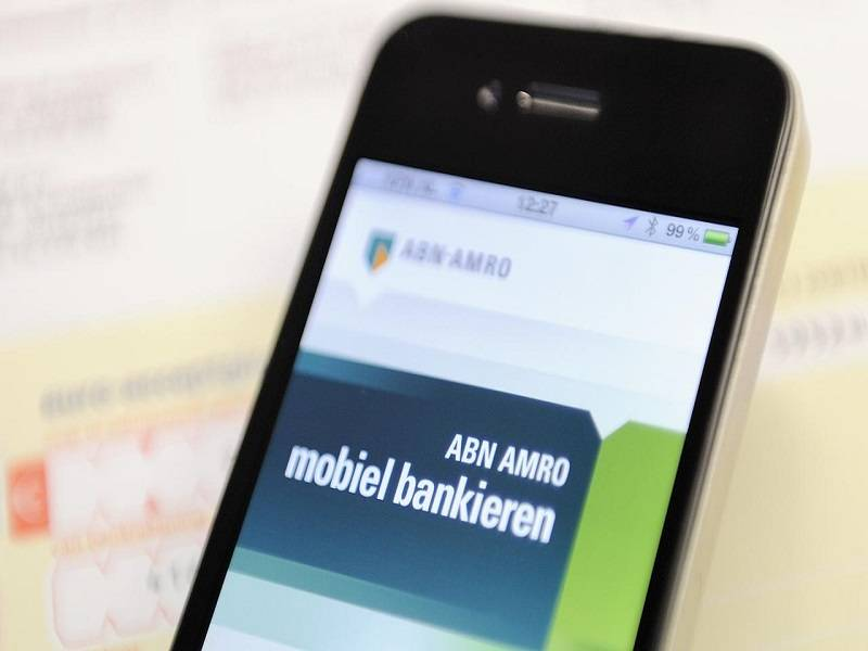 ABN Amro Mobile Banking Struggles With Apps Managing Screen Brightness – Bitcoin QR Codes Superior