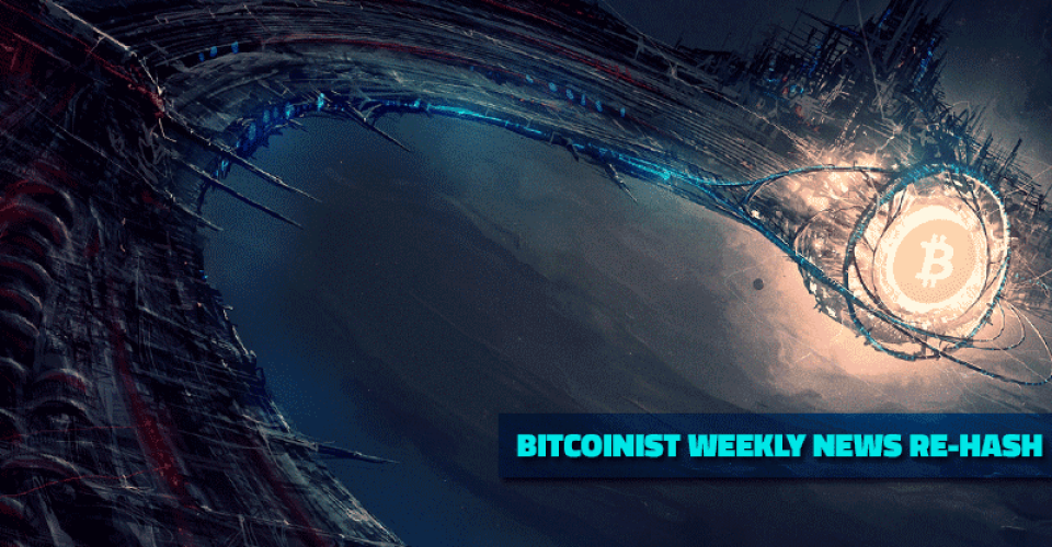 Bitcoinist Weekly News Re-Hash: Australia Boots Bitcoin, ERNIT's New Piggy Bank
