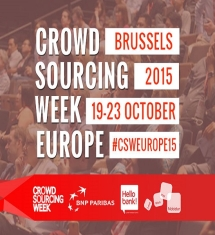 Crowdsourcing Week Europe 2015: Shaping the Future of Bitcoin?