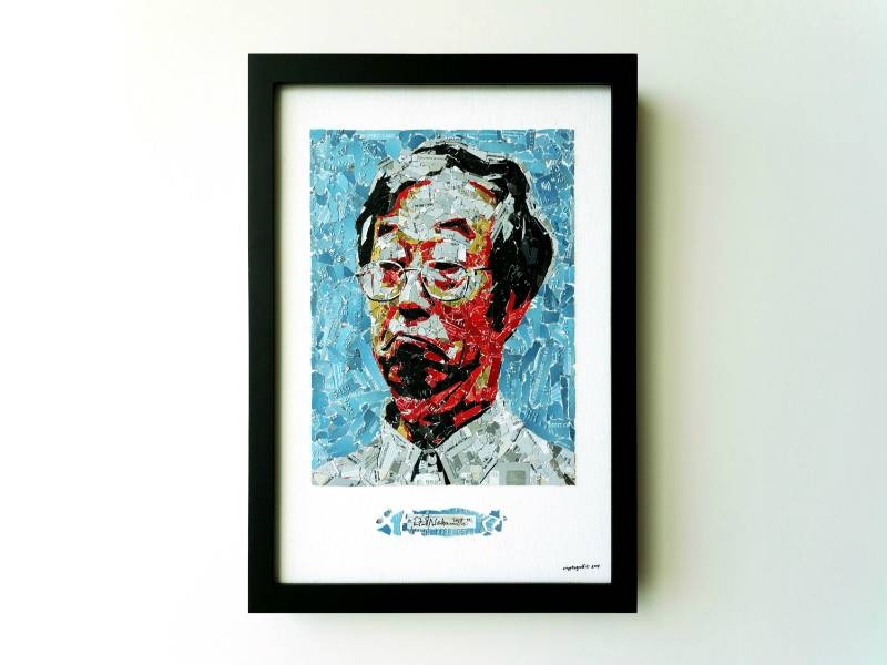 Dorian nakamoto auction