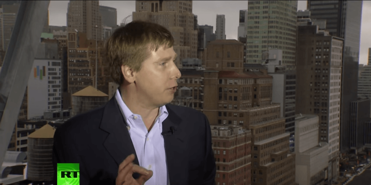 Barry Silbert Bitcoin Banks