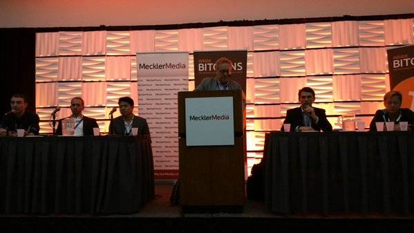 Blockchain Agenda Bitcoin Investment Panel