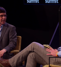 Gavin Andresen Understands Both Sides of the Bitcoin vs Blockchain Debate