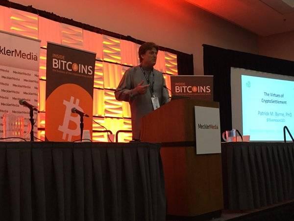 Patrick Byrne R3 Blockchain Agenda