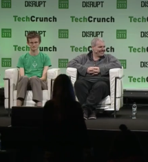 TechCrunch Disrupt Panel Discusses Bitcoin vs Blockchain