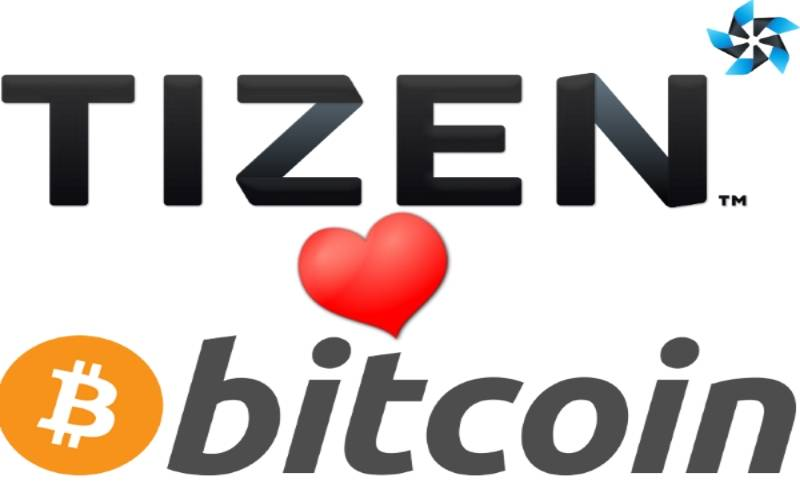 Tizen and Bitcoin