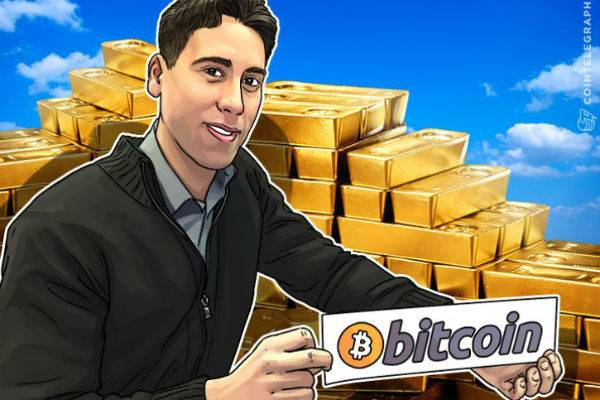 Bitcoin's Victory Over Gold May Continue in 2017