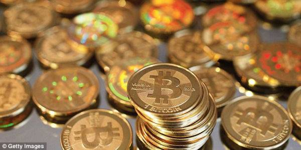 Agents are 'Pedalling' Bitcoins to Tax Dodgers to Help Them Change Up Illicit Cash Using 'Invisible Currency' Online