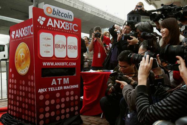 Bitcoin is Shrugging Off Some Big News Out of China