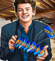 Wyre CEO: Bitcoin To Replace Gold In 20 Years, Becoming New Reserve Currency