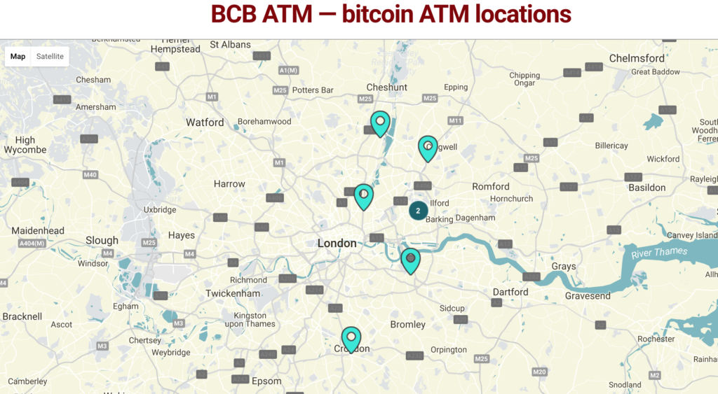 How One London Startup Plans To Conquer The Bitcoin ATM Industry